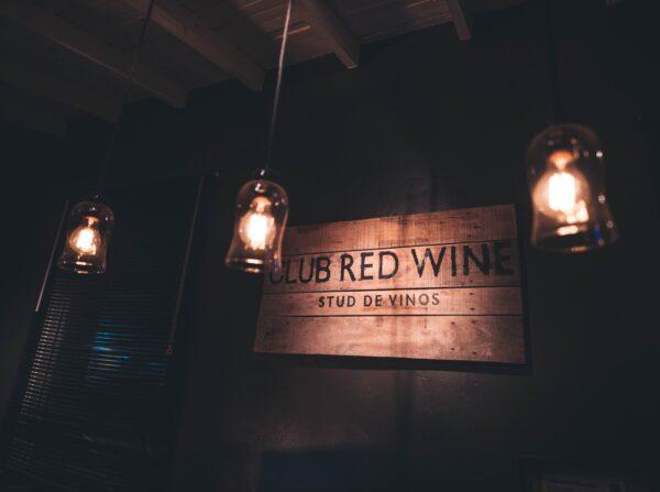Club Red Wine